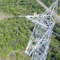 Empresa que faz inspeção de linha de transmissão