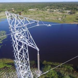 Aplicação de drones na inspeção de torres elétrica