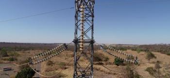 Inspeção detalhada em linhas de transmissão 230 kv
